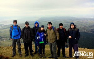 Benbulben – Training Hike