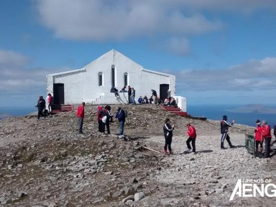 Croagh Patrick Training
