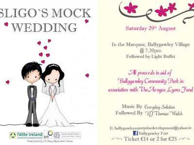 Sligo's Mock Wedding