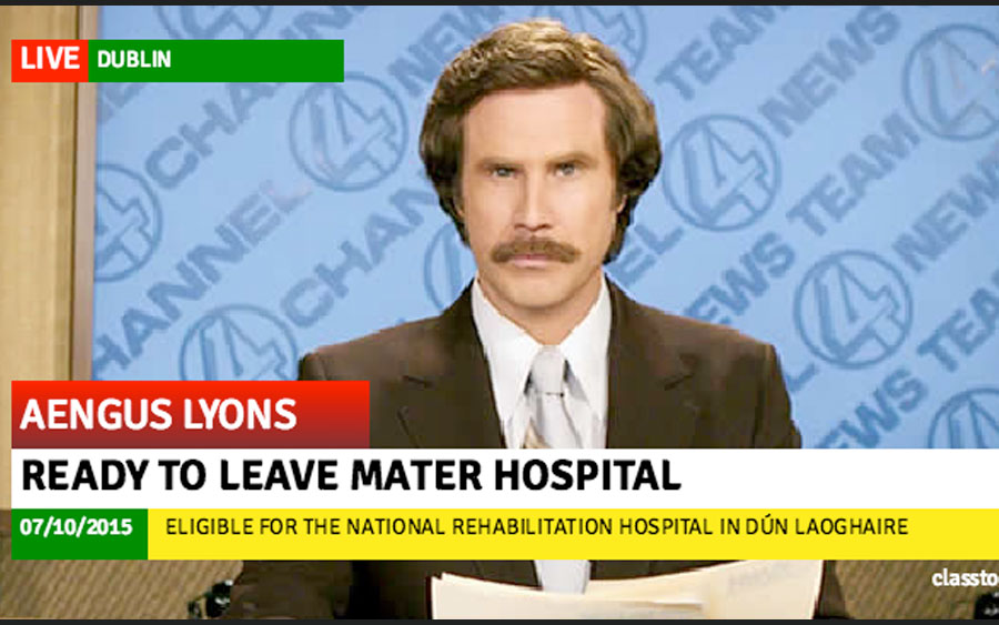 Bye bye Mater Hospital