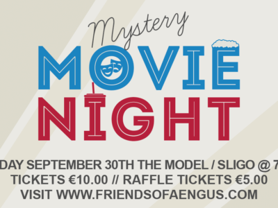 Mystery Movie Night & Monster Raffle