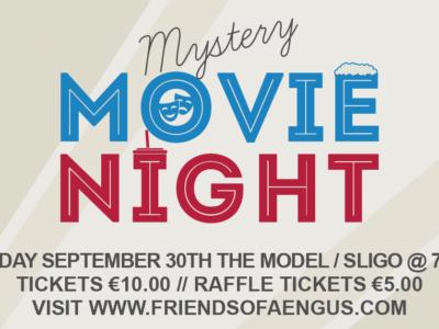 Mystery Movie Night & Monster Raffle