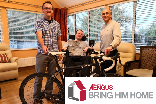 Bring Him Home Charity Cycle